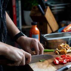 Food photography brand photoshoot