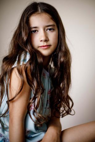 Cambridge Children Portrait Photography Headshot