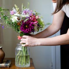 Florist brand images in Cambridge