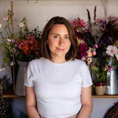 Florist headshot Cambridge