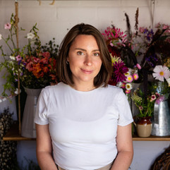 Florist headshot Cambridge