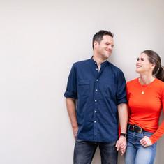 Entrepreneur couple photography