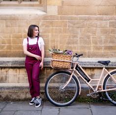 Cambridge lifestyle business portrait