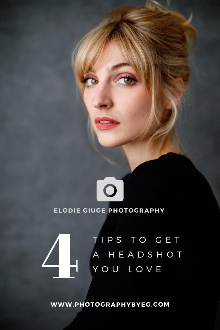 Headshot Photographer Cambridge