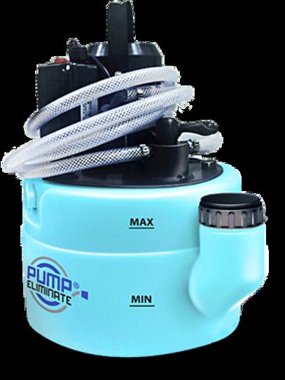 10 v4v Установка для очистки от накипи Pump Eliminate 10 v4v