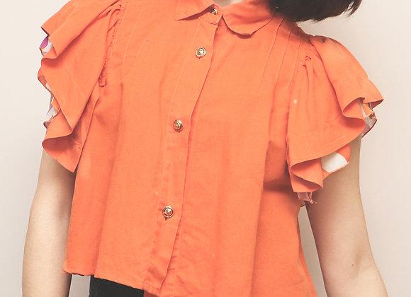 Camisa Dora-Orange