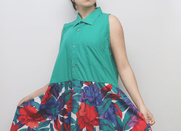 Vestido Matilda-Flores