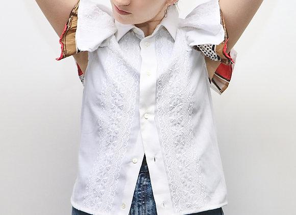 Camisa Dora-White