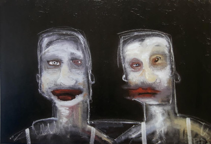 Untitled Heads #5