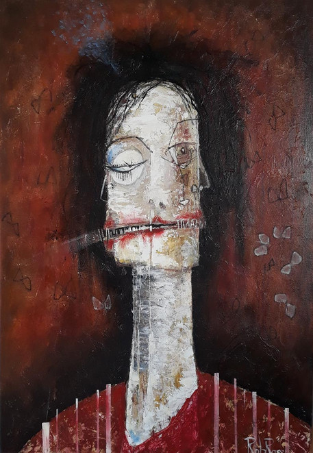 Untitled Head #1