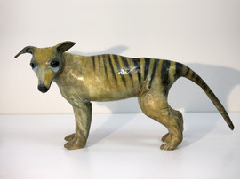 A world without us: thylacine