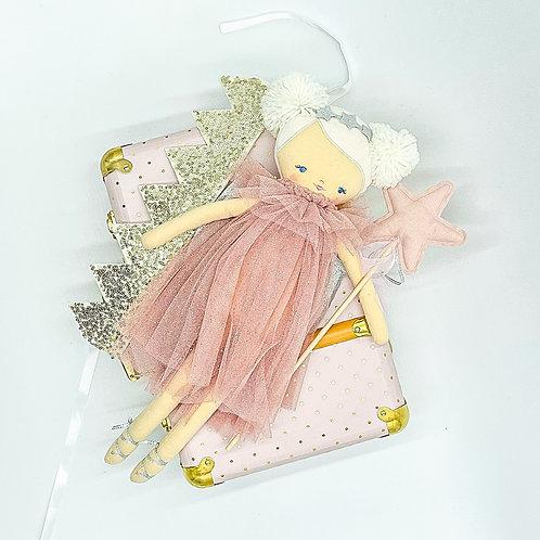 Sweet Little Fairytale Princess Basket
