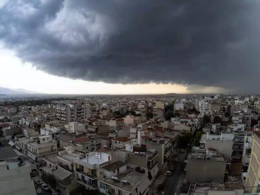 Καιρός: Έκτακτη ανακοίνωση για επικίνδυνα φαινόμενα σε Αττική και… τη μισή Ελλάδα
