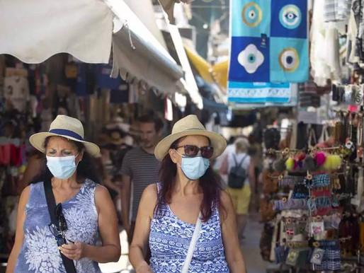 Μάσκες, εμβολιασμένοι και ανεμβολίαστοι – Όλα τα νέα μέτρα που θα ισχύσουν από τις 13/09
