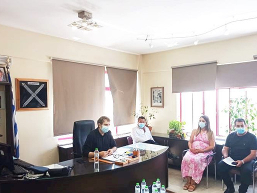 Τρίτη επίσκεψη Χρυσοχοϊδη στο Ζεφύρι μέσα σε δύο μήνες