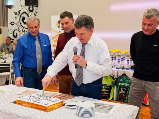 Στο View Hall στις Αχαρνές γιόρτασε η Πανελλήνια Ποδηλατική Ένωση Παλαιμάχων