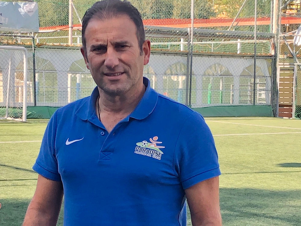 Θοδωρής Παχατουρίδης: Ο Διεθνής Ποδοσφαιριστής που λατρεύουν οι αθλητές να  έχουν προπονητή!