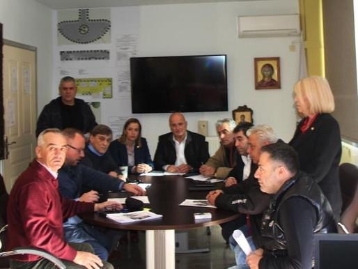 Ευρεία σύσκεψη για μέτρα προστασίας κατά της εξάπλωσης της γρίπης στο Δήμο Φυλής