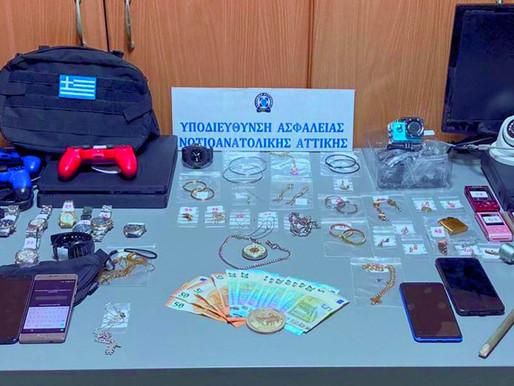 Εξαρθρώθηκε η εγκληματική οργάνωση που έκλεβε ηλικιωμένους στα Μεσόγεια με «έδρα» Αχαρνές & Ζεφύρι