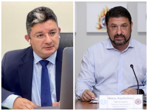 Την άρση του αυστηρού Lockdown ζητά ο Δήμαρχος Αχαρνών από τον Υφυπουργό Ν. Χαρδαλιά