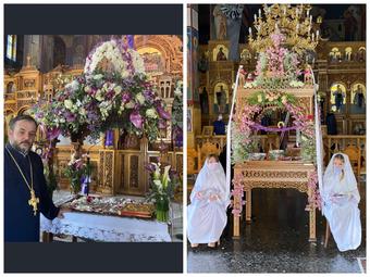 Μεγάλη Παρασκευή: Μέρα απόλυτου πένθους! Επιτάφιοι σε Αχαρνές & Άνω Λιόσια