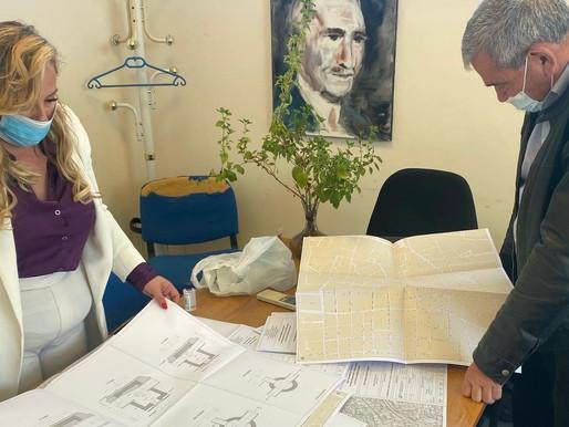 Παραδόθηκαν 2 μελέτες & ξεκινά η αντιπλημμυρική προστασίας των Αχαρνών - Σπουδαία δωρεά Μαρτίνου!