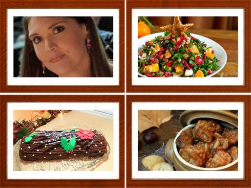 Η Βίκυ Καράμπελα Μίχα σας προτείνει τις καλύτερες συνταγές για το ρεβεγιόν!