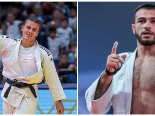 Τζούντο: Στους Ολυμπιακούς Ελισάβετ Τελτσίδου - Αλέξης Ντανατσίδης!