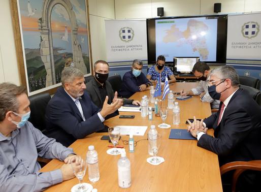 200 εκατομμύρια από την Περιφέρεια Αττικής, για τη στήριξη των μικρών και πολύ μικρών επιχειρήσεων!