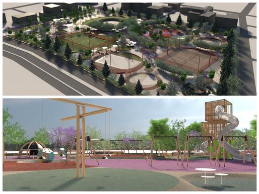 Πρότυπο πάρκο αναψυχής & αθλητισμού δημιουργείται στις Αχαρνές!