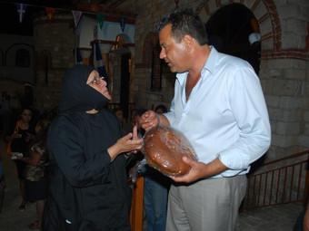 Στην γειτονιά των Αγγέλων η Ηγουμένη Μελετία Ράπτη της Μονής Ντάρδιζας