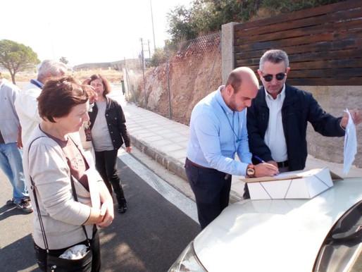 Δρομολογείται η προέκταση της Περιφερειακής Λεωφόρου Αιγάλεω προς Μενίδι