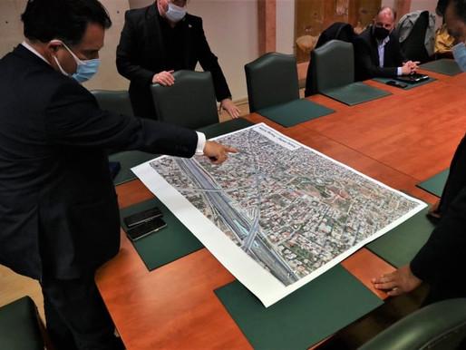Αλλάζει όψη το Πάρκο Πόλης Άνω Λιοσίων-Φοιτητικές εστίες συμφώνησαν Δήμαρχος-Υπουργός-Πρύτανης