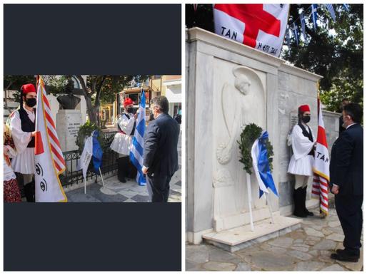 Πως τίμησαν την 25η Μαρτίου οι Αχαρνές