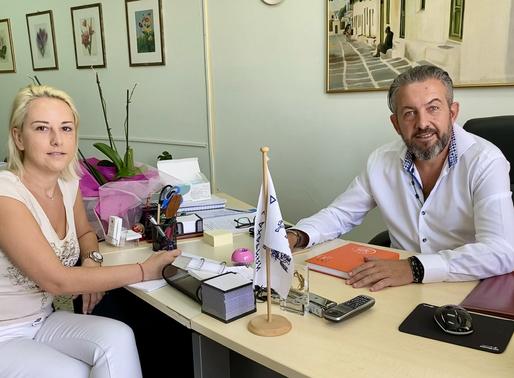 Ο Γιάννης Νίκας Πρόεδρος της ΔΗΚΕΑ μιλά για όλα στην PARNES NEWS