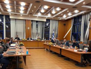 Σύσκεψη με τους Βουλευτές Αν. Αττικής για θέματα των Αχαρνών πραγματοποίησε ο Δήμαρχος Αχαρνών