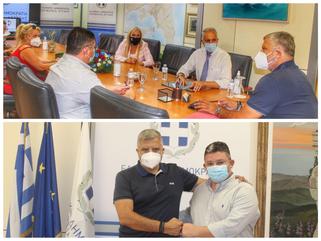 Ξεκινούν έργα ασφαλτόστρωσης 3,1 εκ ευρώ στο οδικό δίκτυο Αχαρνών από την Περιφέρεια Αττικής!