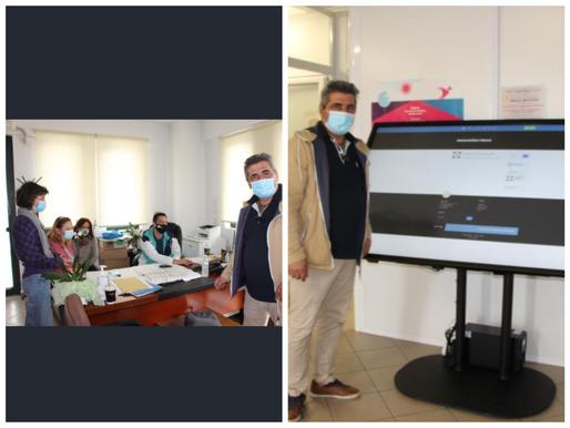 150 συσκευές ασύρματης βοήθειας  για ηλικιωμένους οι νέες παροχές στο Δήμο Φυλής