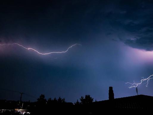 Καιρός: Έκτακτο δελτίο επιδείνωσης! Καταιγίδες και χαλάζι