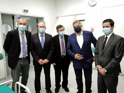 Αθ. Μαρτίνος: Μία ακόμα μεγάλη δωρεά για τη δημόσια υγεία!