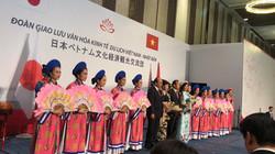 Vietnam & Japan Diplomatic Ceremony