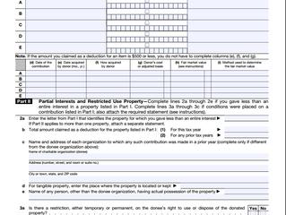 Donation Appraisals