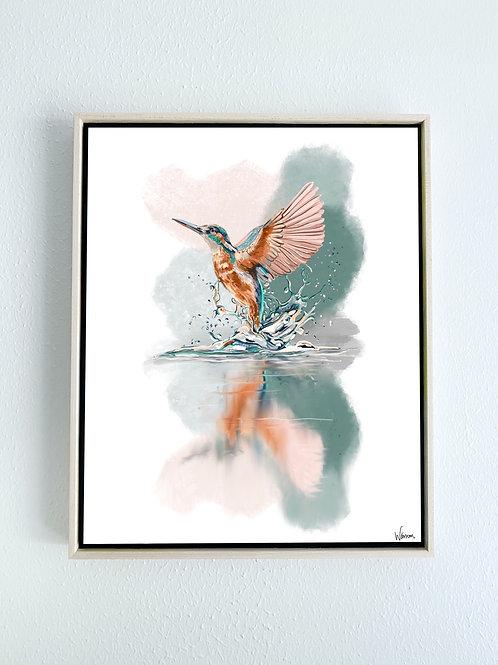 "Take Flight Framed 8x10"" Print"