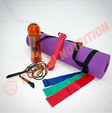 Kit de Tapete, Cuerda y Ligas de Resistencia