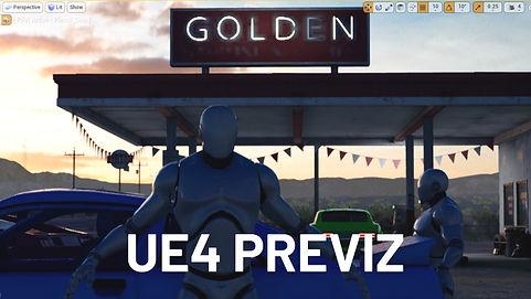UE4 PREVIZ