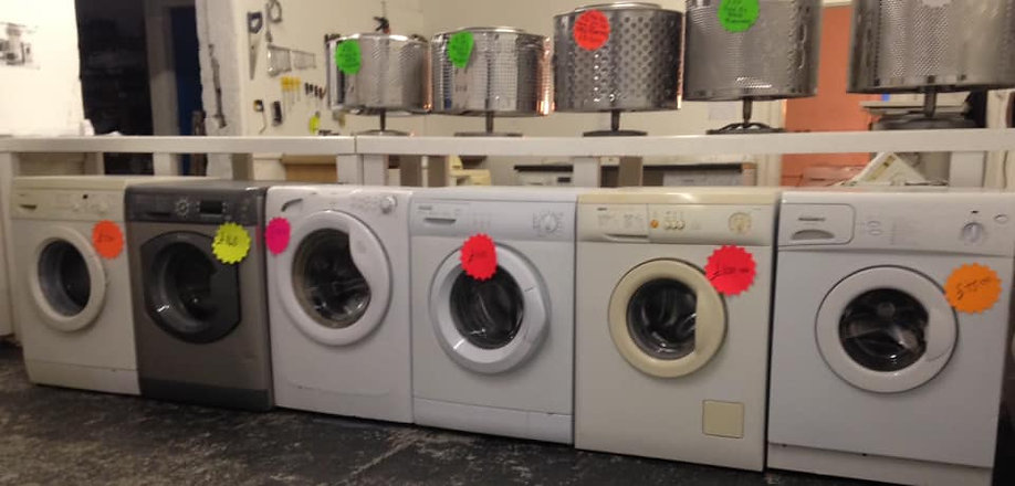 Reconditioned Appliances Bodmin Appliance Repairs
