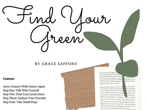 Find Green