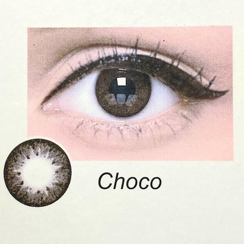 Silkon Silky Shinny Big Eye Choco