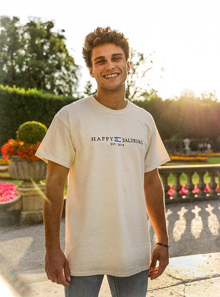 Happy Wappen T-Shirt