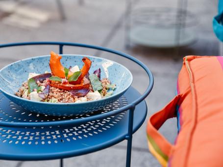 """Exhibition """"Geschmack"""" – Das MUS. Cafe erfindet sich neu"""